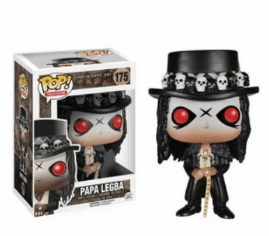 Funko Pop TV American Horror Story Papa Legba Figure