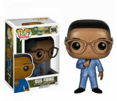 Funko Pop TV Breaking Bad Gus Fring Figure