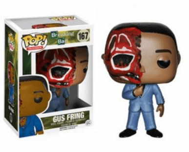 Funko Pop TV Breaking Bad Gus Fring Variant Figure