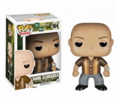 Funko Pop TV Breaking Bad Hank Schrader Figure