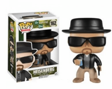 Funko Pop TV Breaking Bad Heisenberg Figure