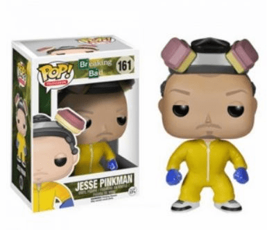 Funko Pop TV Breaking Bad Jesse Pinkman Variant Figure