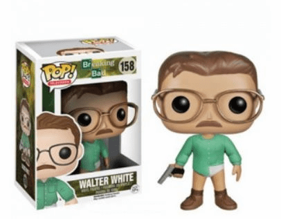 Funko Pop TV Breaking Bad Walter White Figure