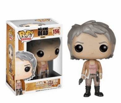 Funko Pop TV The Walking Dead Carol Peletier Figure