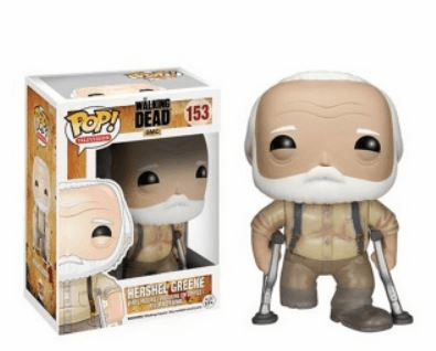 Funko Pop TV The Walking Dead Hershel Greene Figure