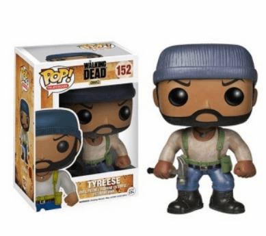 Funko Pop TV The Walking Dead Tyreese Figure