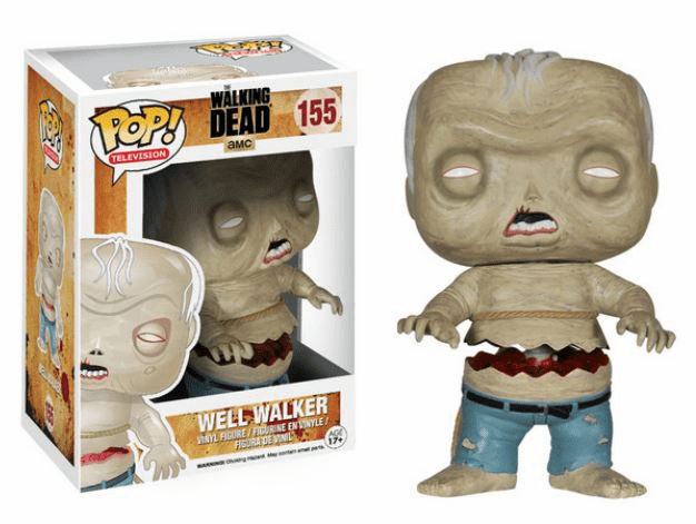 Funko Pop TV The Walking Dead Well Walker Figure