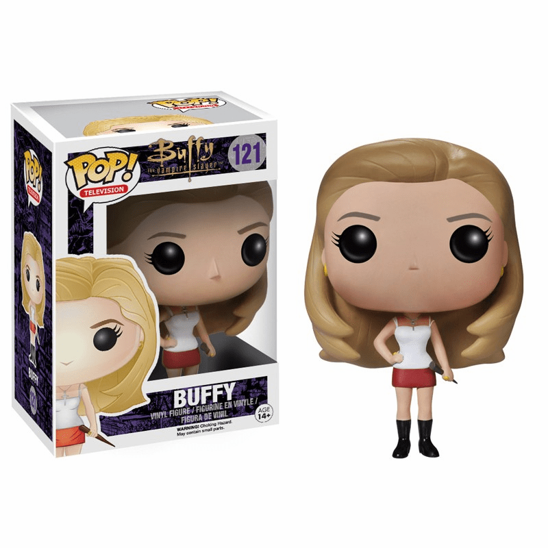 Funko Pop TV Vinyl 121 Buffy the Vampire Slayer Buffy Figure