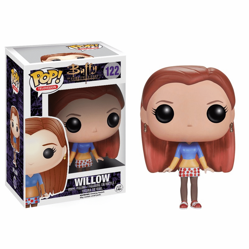Funko Pop TV Vinyl 122 Buffy the Vampire Slayer Willow Figure