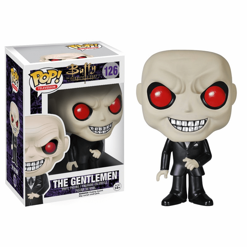 Funko Pop TV Vinyl 126 Buffy the Vampire Slayer Gentlemen Figure