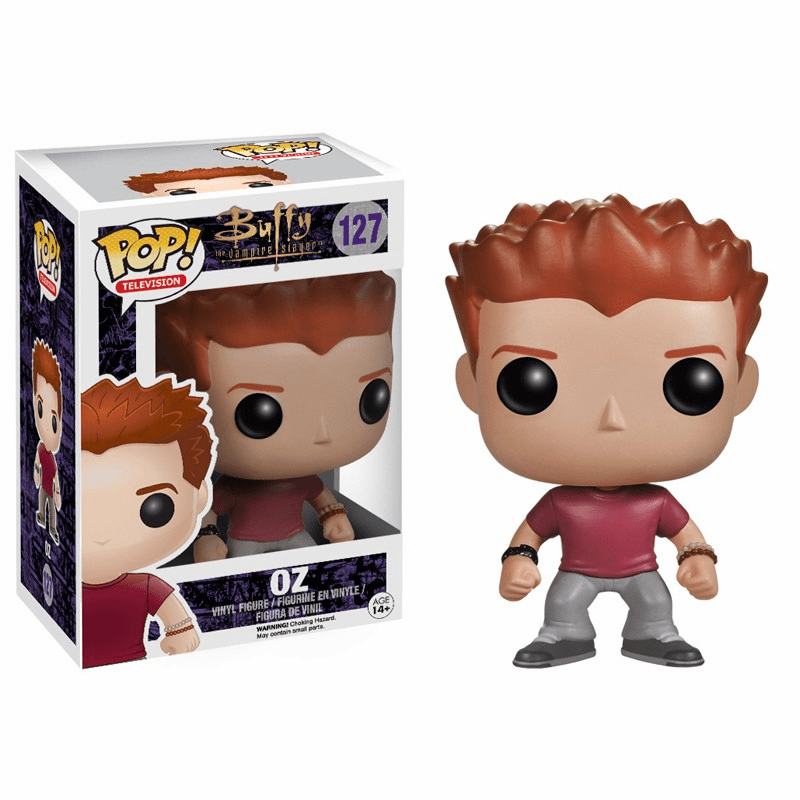 Funko Pop TV Vinyl 127 Buffy the Vampire Slayer Oz Figure