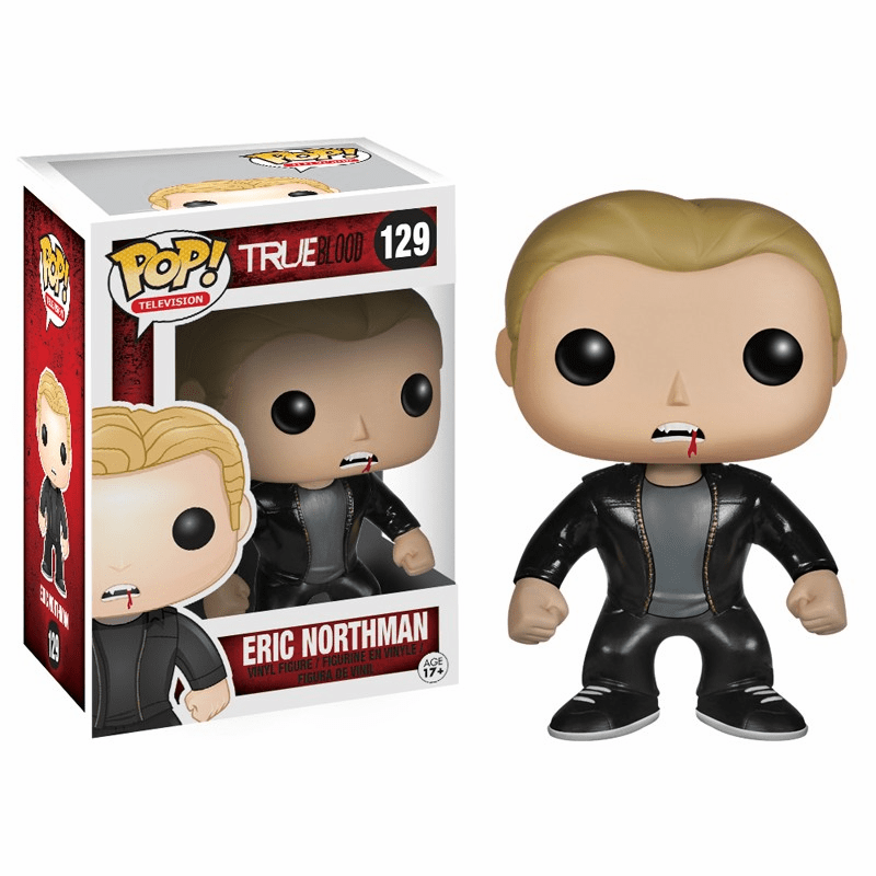 Funko Pop TV Vinyl 129 True Blood Eric Northman Figure