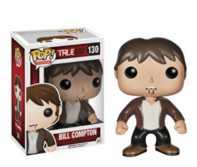 Funko Pop TV Vinyl 130 True Blood Bill Compton Figure