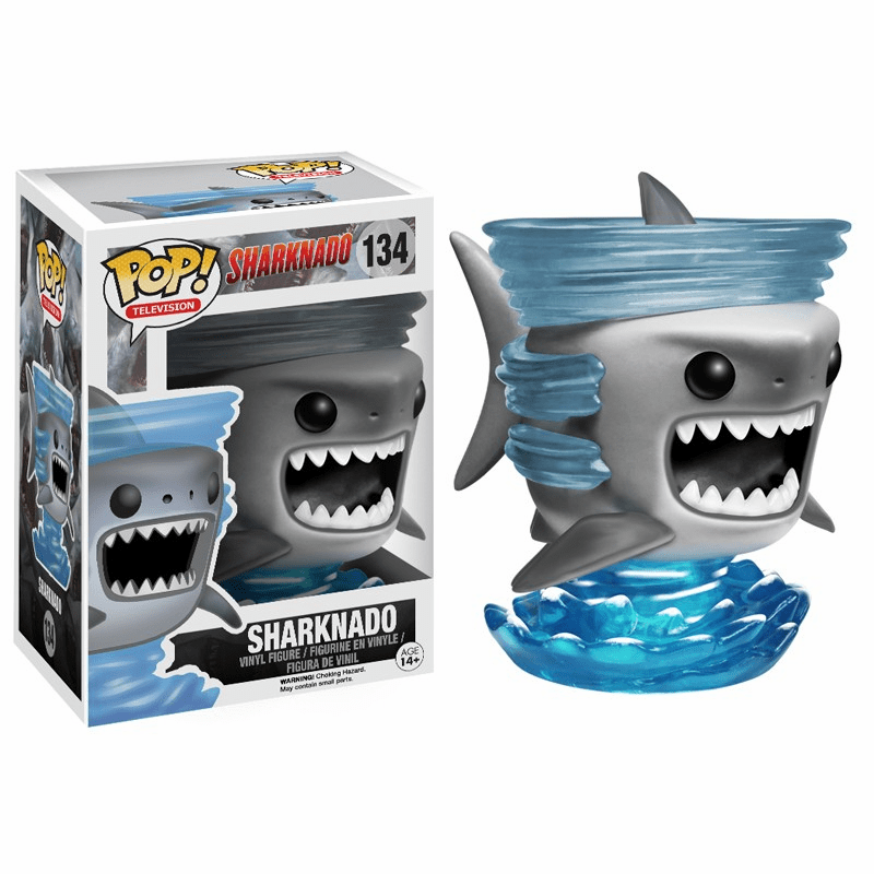 Funko Pop TV Vinyl 134 Sharknado Figure