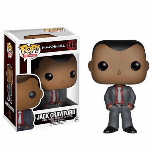 Funko Pop TV Vinyl 148 Hannibal Jack Crawford Figure
