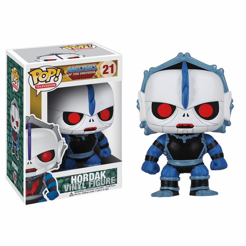 Funko Pop TV Vinyl 21 Masters of the Universe Hordak Figure