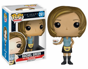 Funko Pop TV Vinyl 261 Friends Rachel Green Figure