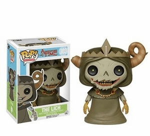 Funko Pop TV Vinyl 303 Adventure Time Lich Figure