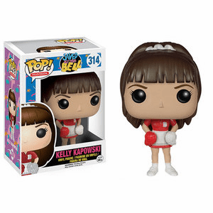 Funko Pop TV Vinyl 314 Saved by the Bell Kelly Kapowski Figure