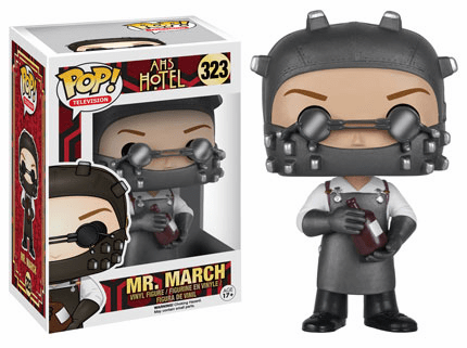 Funko Pop TV Vinyl 323 American Horror Story Mr. March Figure