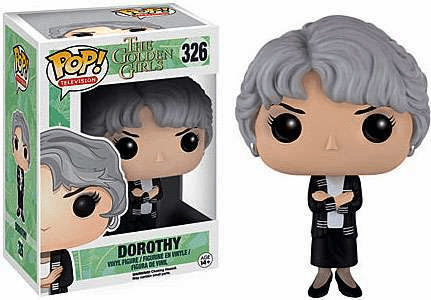 Funko Pop TV Vinyl 326 The Golden Girls Dorothy Figure