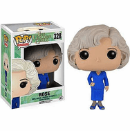 Funko Pop TV Vinyl 328 The Golden Girls Rose Figure
