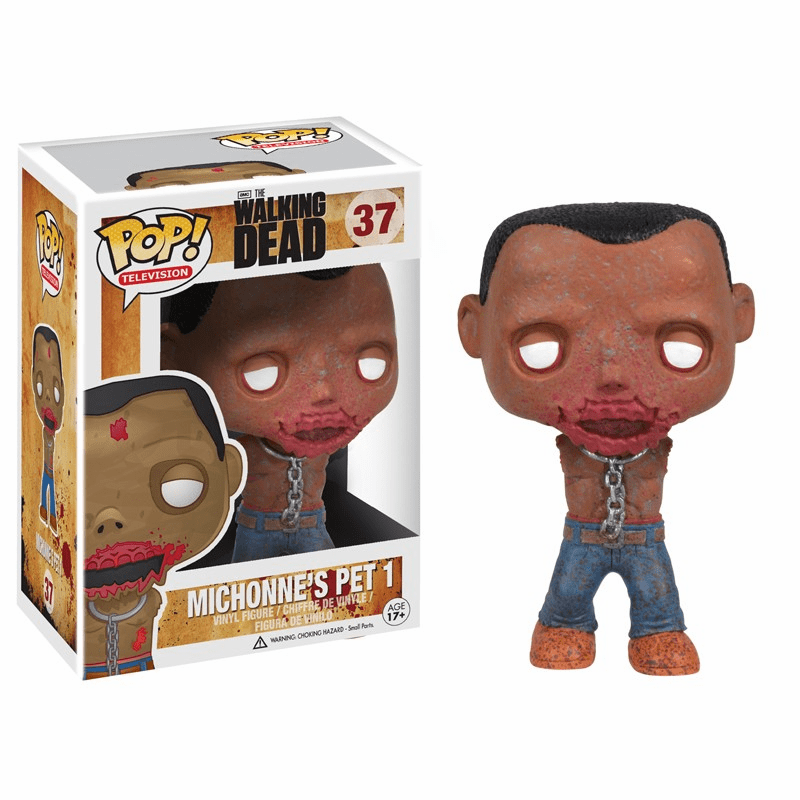 Funko Pop TV Vinyl 37 The Walking Dead Michonne's Pet 1 Figure