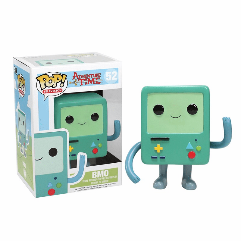 Funko Pop TV Vinyl 52 Adventure Time BMO Figure