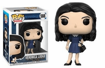 Funko Pop TV Vinyl 588 Riverdale Veronica Lodge Figure