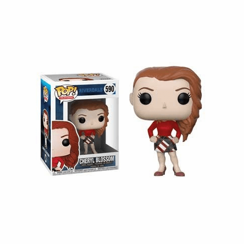 Funko Pop TV Vinyl 590 Riverdale Cherry Blossom Figure