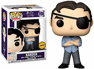 Funko Pop TV Vinyl 595 Buffy the Vampire Slayer Variant Xander Figure