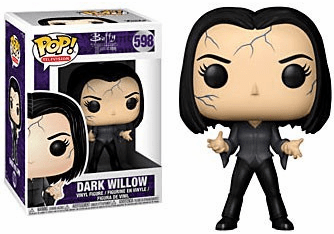 Funko Pop TV Vinyl 598 Buffy the Vampire Slayer Dark Willow Figure