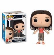 Funko Pop TV Vinyl 704 Friends Monica Geller Figure
