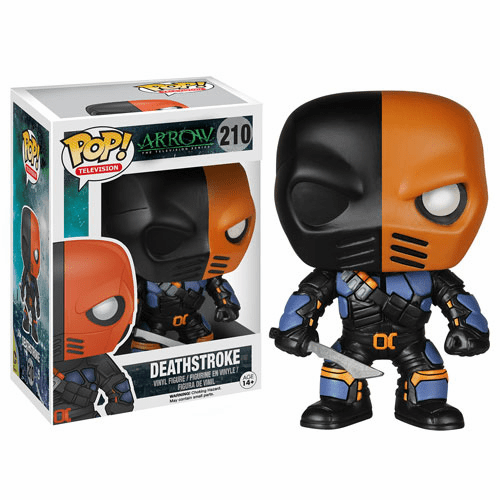 Funko Pop TV Vinyl Arrow Deathstroke Figure