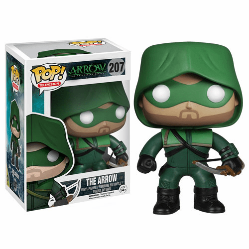 Funko Pop TV Vinyl Arrow The Arrow Figure