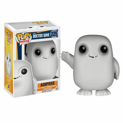 Funko Pop TV Vinyl Doctor Who Adipose Figure