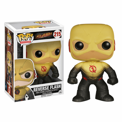 Funko Pop TV Vinyl Flash Reverse Flash Figure