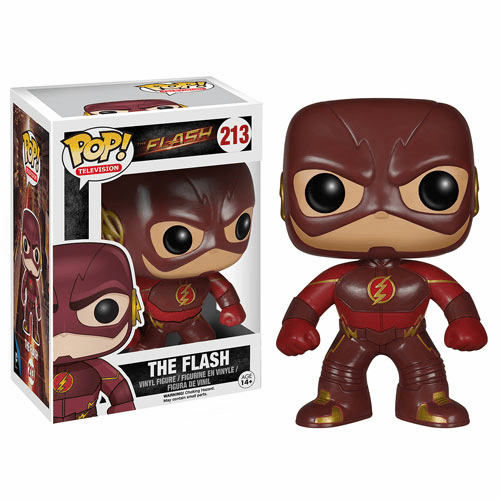 Funko Pop TV Vinyl Flash The Flash Figure