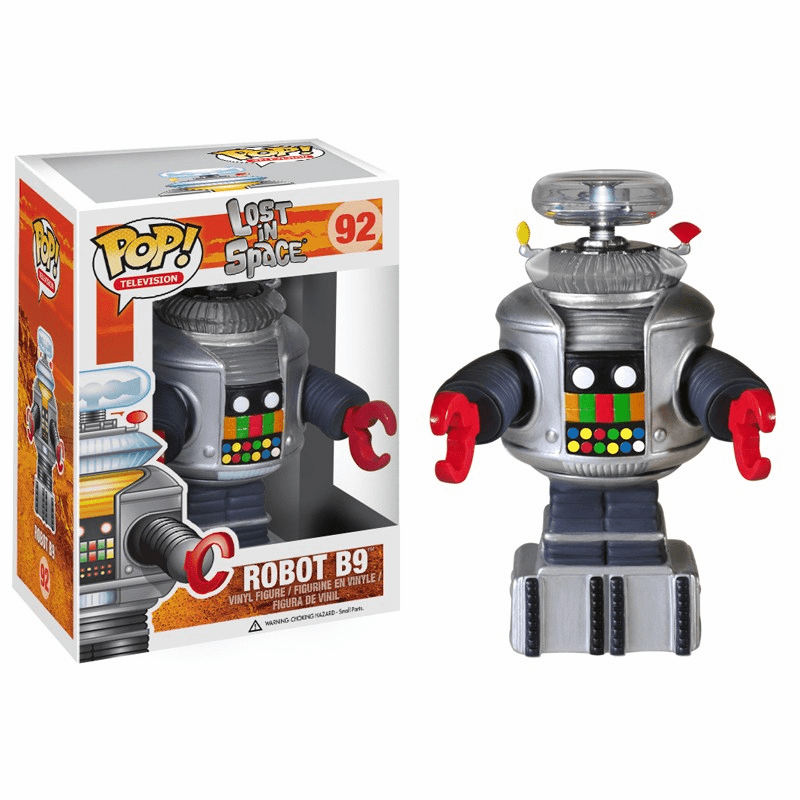 Funko Pop TV Vinyl Lost in Space Robot B9 Figure