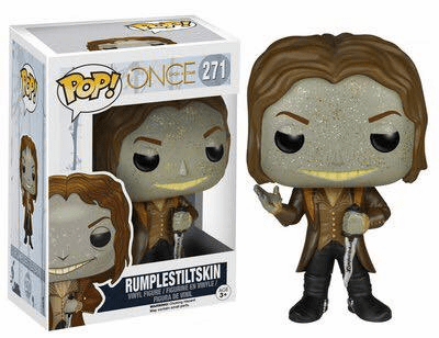 Funko Pop TV Vinyl Once Upon a Time Rumplestiltskin Figure