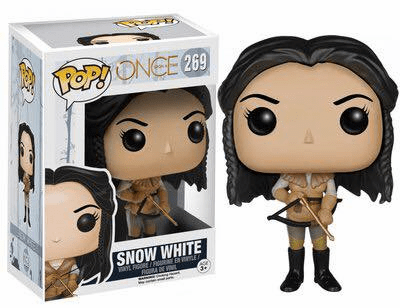 Funko Pop TV Vinyl Once Upon a Time Snow White Figure