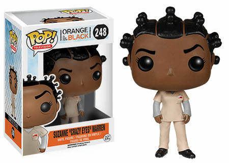 Funko Pop TV Vinyl Orange is The New Black Crazy Eyes Warren Figure-W453B