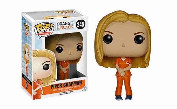 Funko Pop TV Vinyl Orange is The New Black Piper Chapman Figure