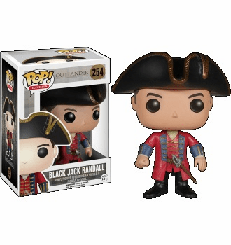 Funko Pop TV Vinyl Outlander Black Jack Randall Figure