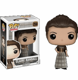 Funko Pop TV Vinyl Outlander Claire Randall Figure