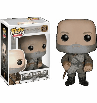 Funko Pop TV Vinyl Outlander Dougal MacKenzie Figure