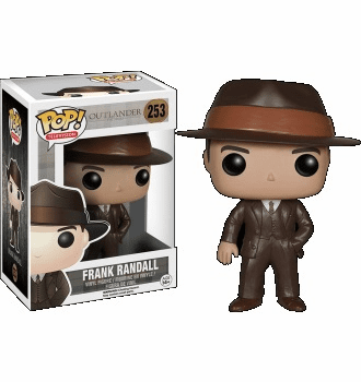 Funko Pop TV Vinyl Outlander Frank Randall Figure