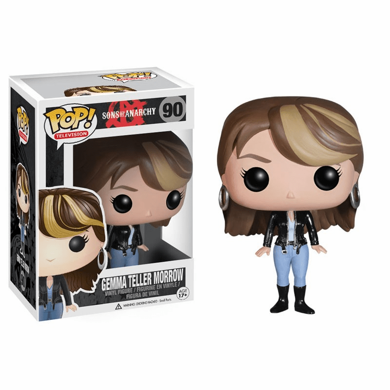 Funko Pop TV Vinyl Sons of Anarchy Gemma Teller Morrow Figure