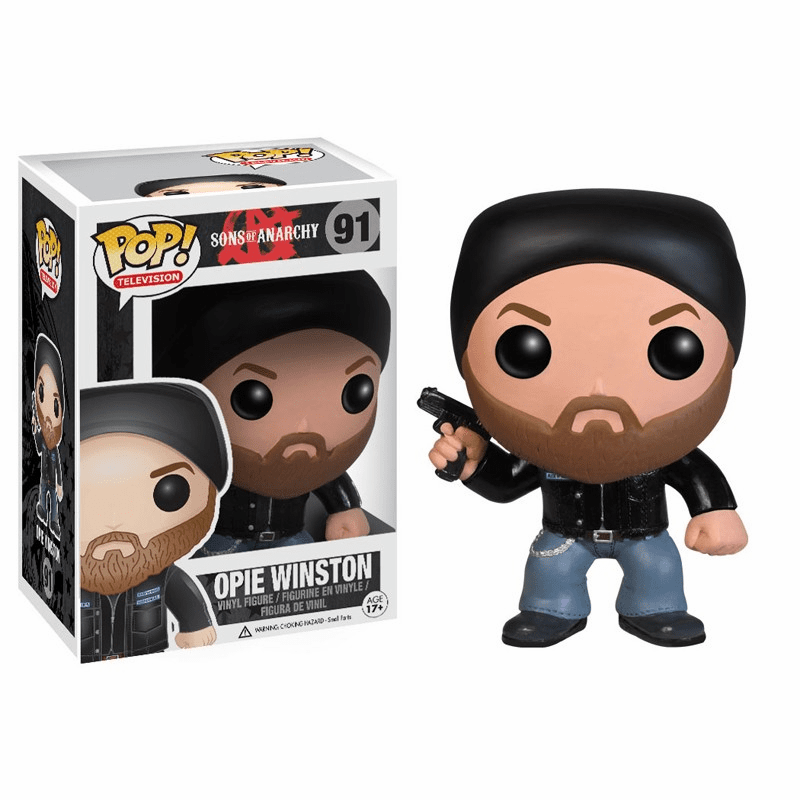 Funko Pop TV Vinyl Sons of Anarchy Opie Winston Figure