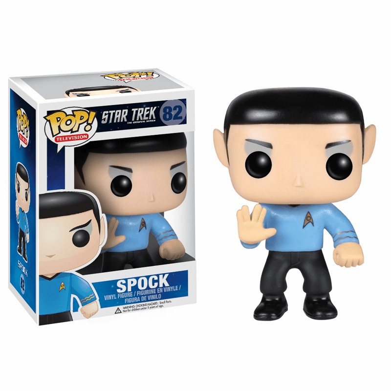 Funko Pop TV Vinyl Star Trek Spock Figure